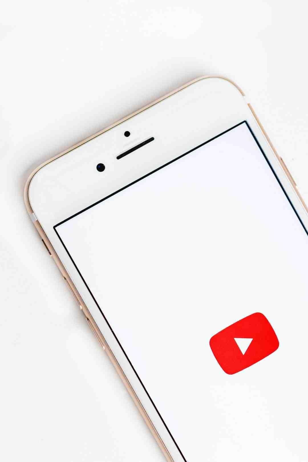 Comment aller sur le site de YouTube ?