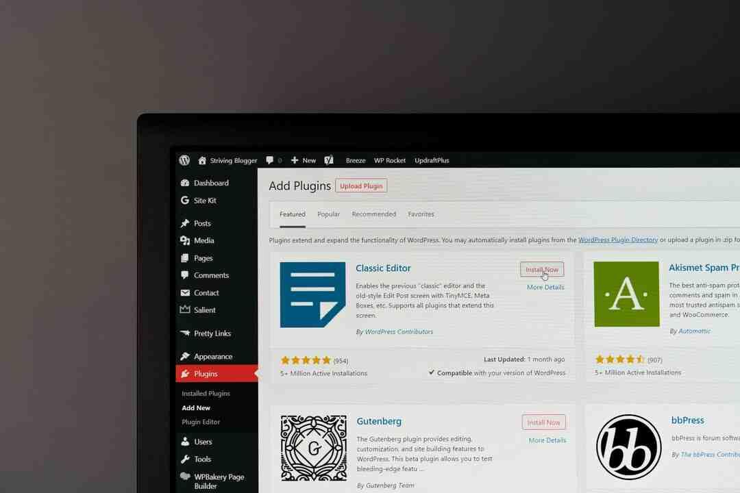Comment installer WordPress avec FileZilla ?